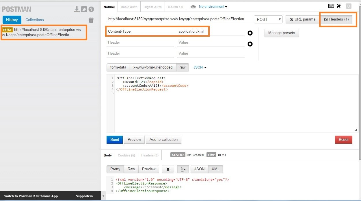 Chrome Postman to test and debug RESTful Web Services   Java