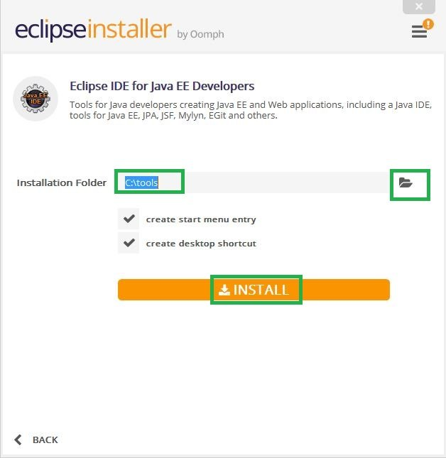 eclipse how to add java ide
