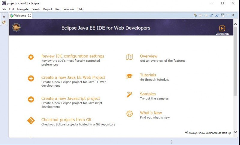 how to write java program in eclipse step by step