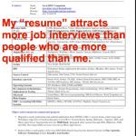 Java resume opens more doors