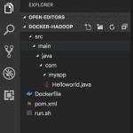 Docker with Maven & Java
