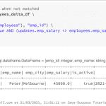 Databricks SCD Type 2 with null mergeKey